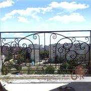 кованый балкон В-97