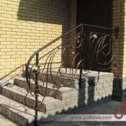 кованые перила на крыльцо Киев
